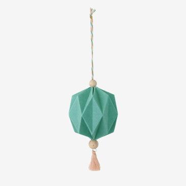 pampille origami ewen palmier papier texturés pliage main millimetree