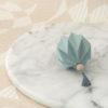 focus zoom détail millimetree suspension origami décoration plaige main origami