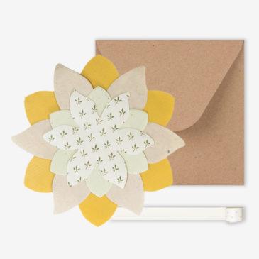 fleur à souhaits | moutarde |